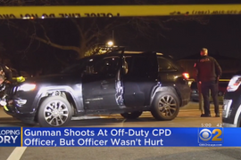 Off-Duty Chicago Officer Followed, Fired Upon in Personal Vehicle