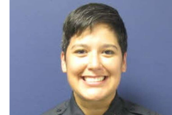 Houston Officer Gizelle Solorio was killed in an off-duty crash Thursday morning. She was reportedly driving the wrong direction at the time of the fatal crash. (Photo: Houston PD) -