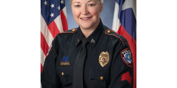 Sgt. Kaila Sullivan of the Nassau Bay (TX) Police Department was killed when she was struck by a...