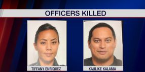 2 Honolulu PD Officers Killed Responding to Stabbing Call Identified