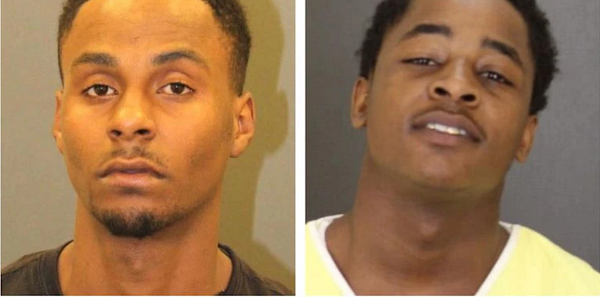 Zayne Abdullah, 23, and Donnell Burgess, 20, were arrested in connection with a case involving a...