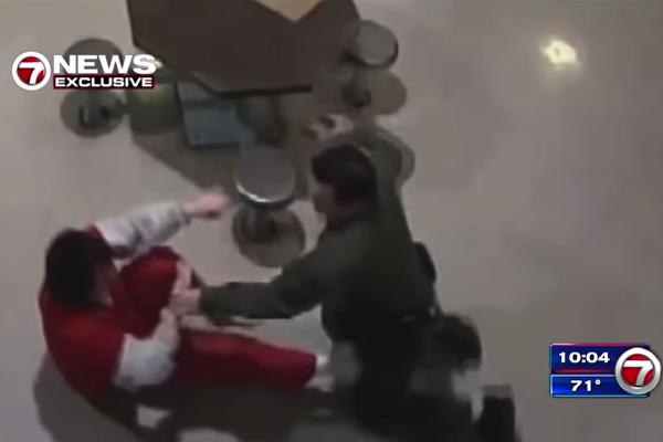 Video: Parkland School Shooter Attacks Deputy in Jail