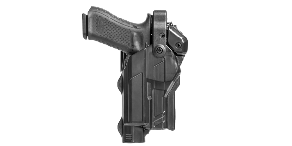 Alien Gear Holsters Announces Rapid Force Duty Holsters for Law Enforcement