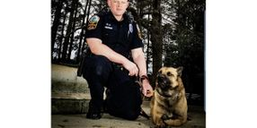 Virginia K-9 to Receive Donated Body Armor from Charitable Group