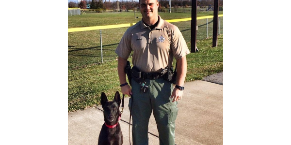 Boyle County (KY) Sheriff's Office K-9 Nikki was killed in a traffic collision Tuesday. (Photo:...
