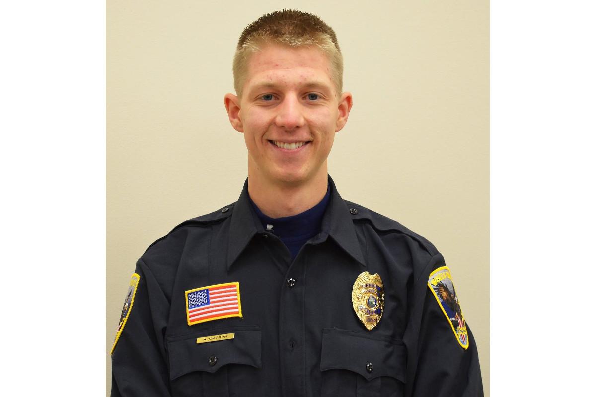 Minnesota Officer in