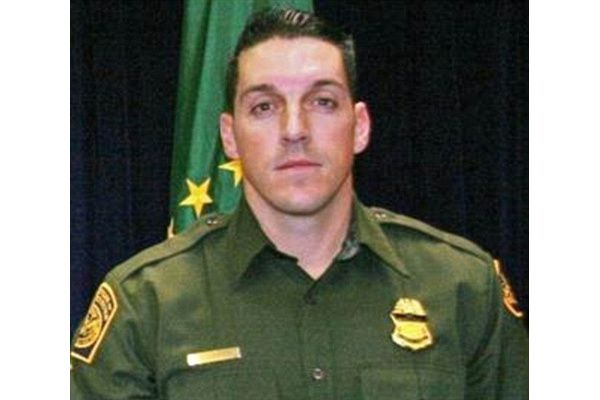 Border Patrol Agent Brian Terry was killed on duty in 2010. His death became a political flashpoint after it was discovered he was shot with a gun smuggled into Mexico under an ATF operation. - Photo: U.S. Border Patrol