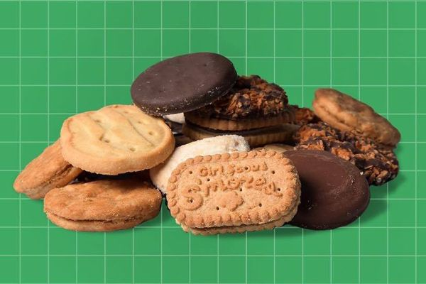 "The Ravenna (OH) Police Department recently took to social media to warn area residents about the impending arrival of a ""highly addictive substance that is about to hit the streets"" as members of the notorious ""Girl Scouts of America"" flood the streets with sugary treats. - Image courtesy of Ravenna PD / Facebook."