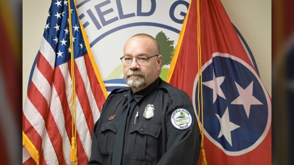 Tennessee Officer Dies on Duty of Natural Causes