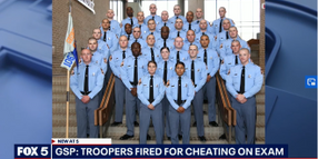 30 Georgia Troopers Fired Over Cheating in Academy