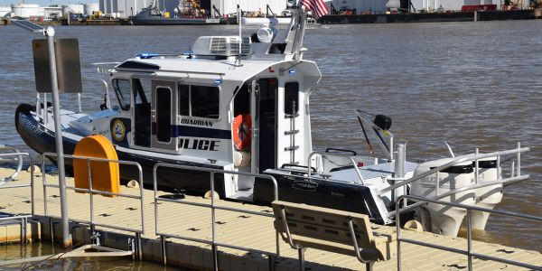The Mobile (AL) Police Department has added a new asset to its marine unit with the purchase of...