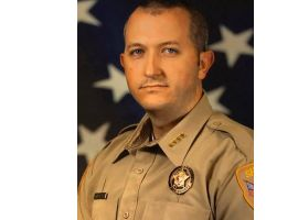The vehicle occupied by Deputy Jarid Taylor left the roadway for unknown reasons and struck a tree. He died at the scene.