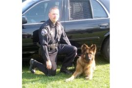 Wisconsin Department Mourns Loss of Retired K-9