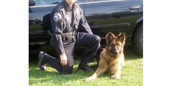 Officers with the Germantown (WI) Police Department are mourning the loss of a retired K-9—the...