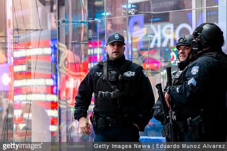 Police On Guard Against Terror Attacks After U.S. Kills Iranian General