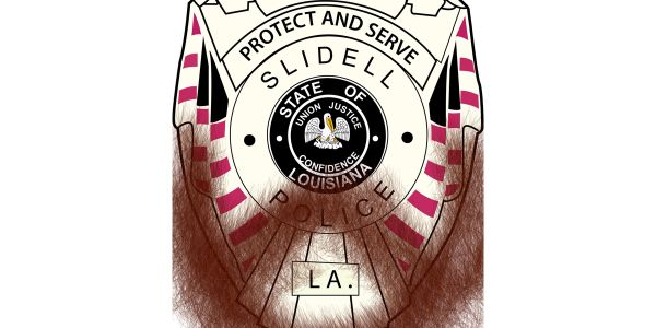 Due to a recent policy change officers with the Slidell (LA) Police Department will now be...