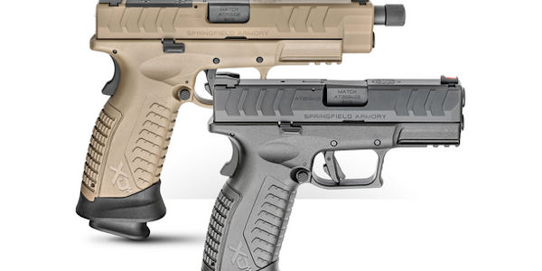 The new XD-M Elite from Springfield Armory.