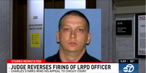 Arkansas Judge Rules that Officer Fired After OIS be Reinstated