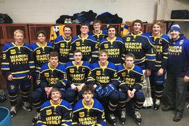 League Won't Allow High School Hockey Team to Wear Jerseys Honoring Officer