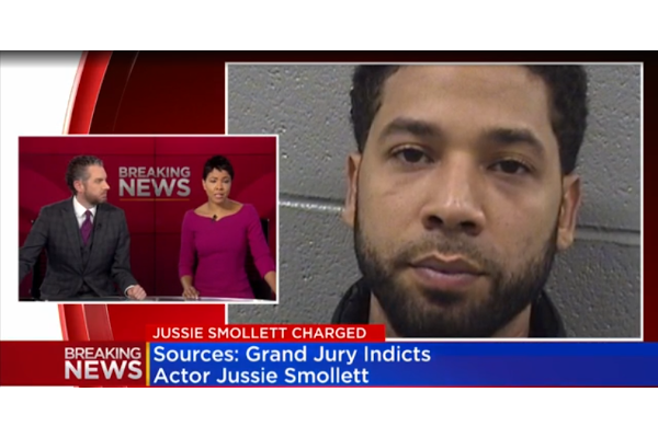 Jussie Smollett Indicted On New Charges Related to Alleged Attack