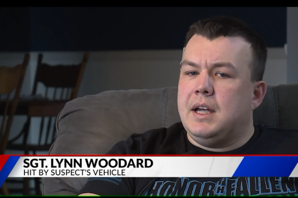 Video: Missouri Officer Recovering After Being Struck by Vehicle