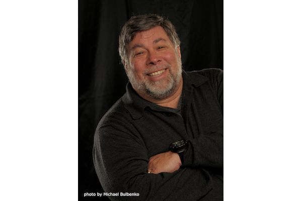 Steve Wozniak will be the featured guest speaker at CentralSquare's event, CentralSquare 2020. - Photo: Michael Bulbenko