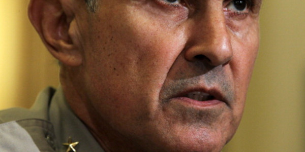 Former Los Angeles County Sheriff Lee Baca Begins Jail Term in Texas