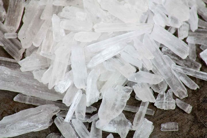 Officers with the Merrill (WI) Police Department recently warned users of methamphetamine that their drug of choice may be infected by the disease that has recently seized headlines. - Image courtesy of Merrill Police Department / Facebook.