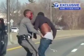 Video: New York Trooper Dragged by Vehicle