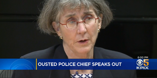 Fired Oakland Chief Wants DOJ Probe of Department's Federal Monitor, Says Commissioner Wanted...
