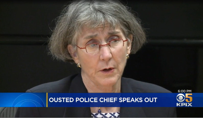 Fired Oakland Chief Wants DOJ Probe of Department's Federal Monitor, Says Commissioner Wanted