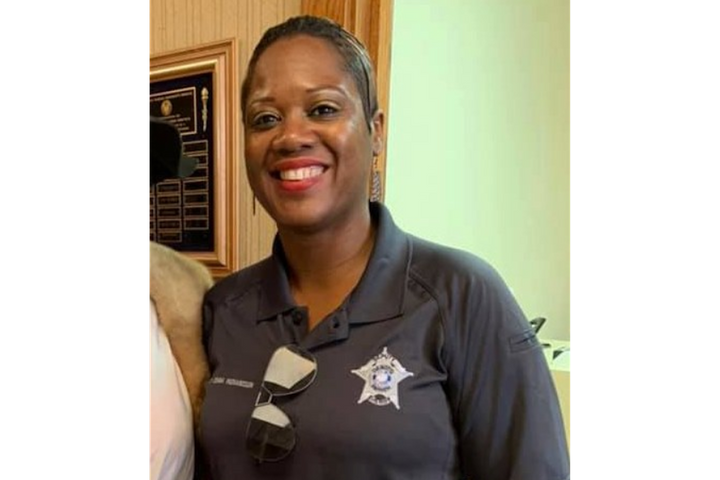 Deputy Donna Richardson-Below of the DeSoto Parish (LA) Sheriff's Office was killed Tuesday in an on-duty crash. (Photo: DeSoto Parish SO/Facebook) -