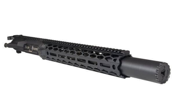 YHM is offering its new Turbo Integral Suppressor System.