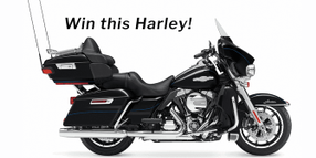 NLEOMF Raffles Off Harley-Davidson Motorcycle