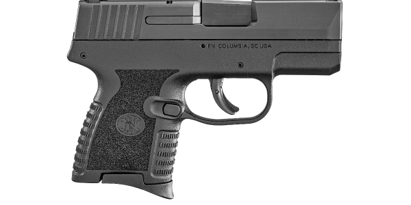 Features of the new FN 503 include a 3.1-inch barrel with recessed target crown, enlarged...