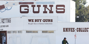 California Sheriff Rescinds Order to Close Gun Stores as Non-Essential Businesses