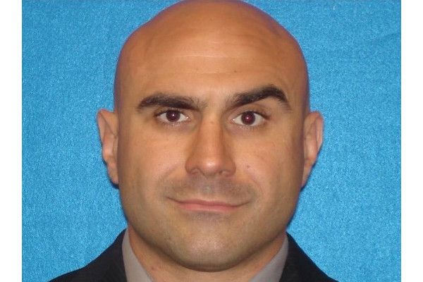 Deputy Vance Matranga Jr. has been cleared in a fatal shooting at a motel. - Photo: West Baton Rouge (LA) Sheriff's Office