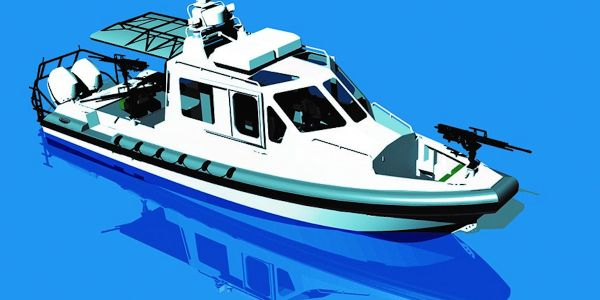 Lake Assault Boats has been chosen to produce up to 119 Force Protection-Medium (FP-M) patrol...