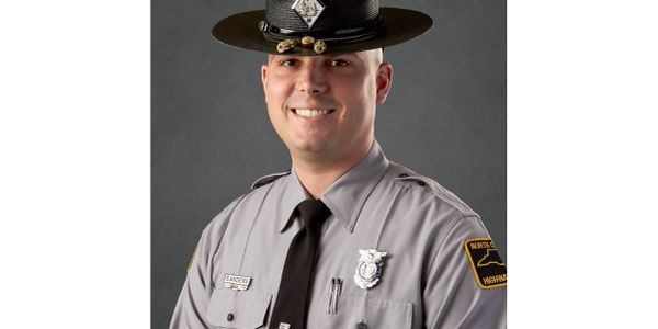 North Carolina Trooper Nolan Sanders was killed in an on-duty crash.