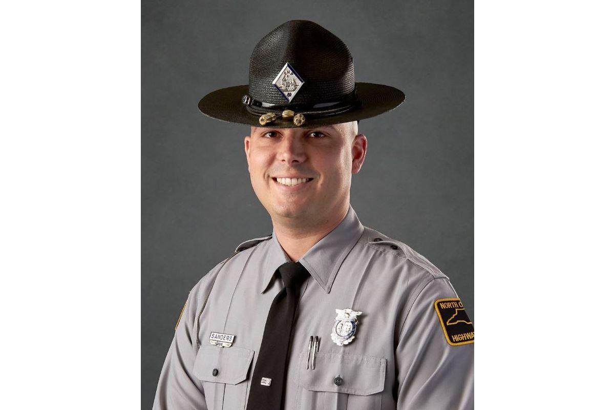 NC Trooper Dies in Single-Vehicle Crash