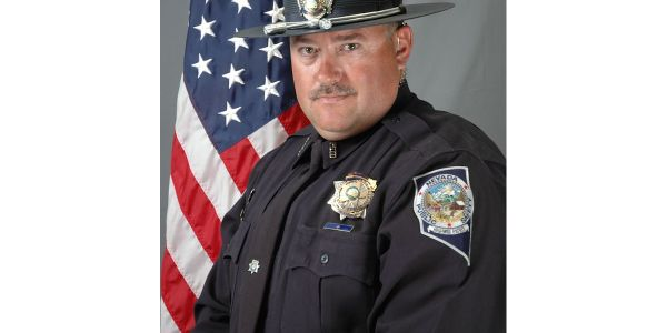 Nevada Highway Patrol Sgt. Ben Jenkins was shot and killed Friday when he stopped to help a...
