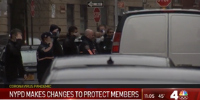 NYPD Implements Policy to Protect Most Vulnerable Officers from COVID-19
