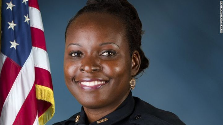 Orlando Police Master Sgt. Debra Clayton was killed in 2017 during a confrontation with a murder suspect. (Photo: Orlando PD) -