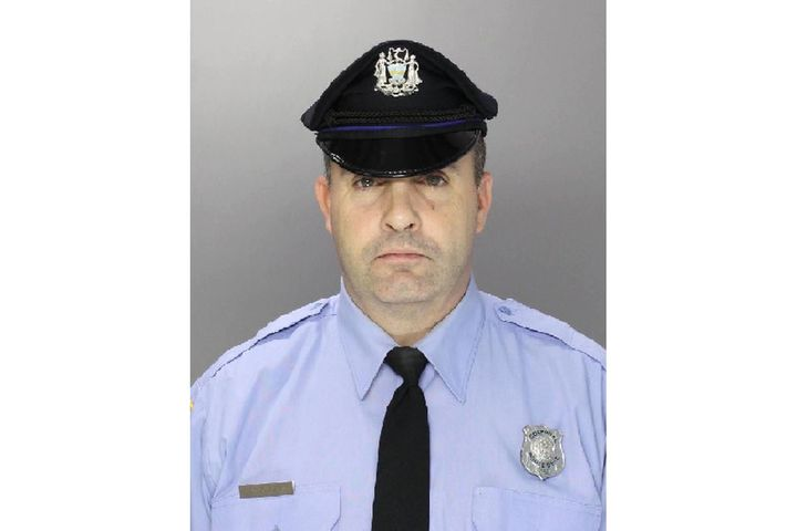 Corporal James O'Connor IV, 46, was shot and killed while serving a homicide warrant. - Photo: Philadelphia Police Department