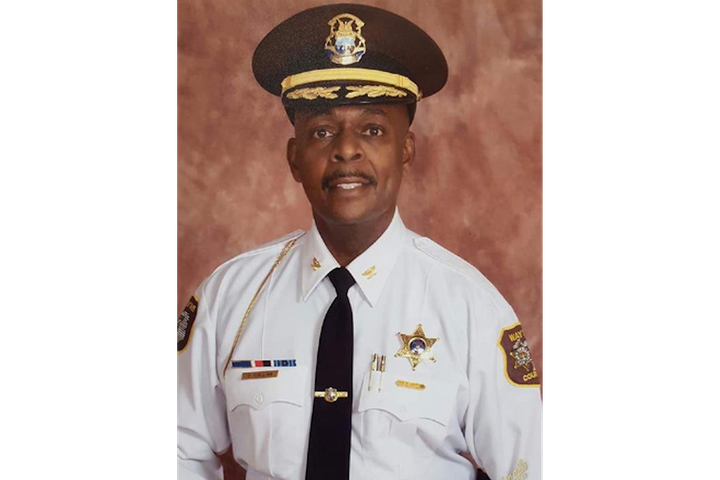 Cmdr. Donafay Collins of the Wayne County (MI) Sheriff's Office died Wednesday of coronavirus. (Photo: Wayne County SO) -