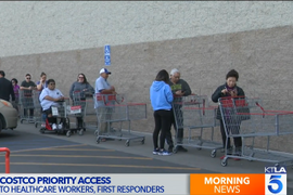 Costco Giving Officers Priority Access to Stores During the Coronavirus Crisis