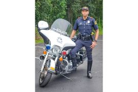 Dallas Officer Recovers from COVID-19, Returns to Duty