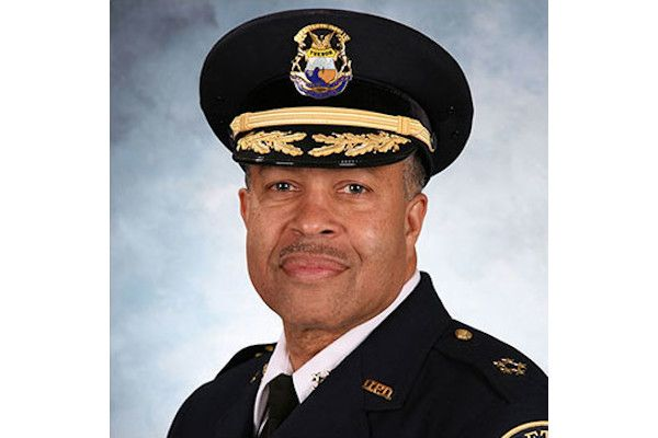 Detroit Chief of Police James Craig returned to work Thursday after recovering from COVID-19. - Photo: City of Detroit