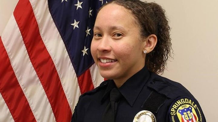 Officer Kaia Grant of the Springfield (OH) Police Department was killed Saturday when she was reportedly intentionally struck by a suspect's vehicle during a pursuit. (Photo: Springdale PD) -
