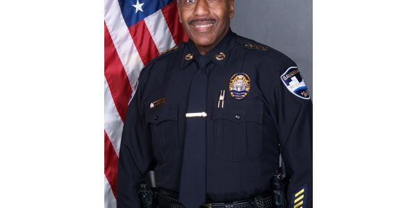 Savannah (GA) Police Chief Roy Minter faces HR complaints from 77 officers. (Photo: Savannah PD)
